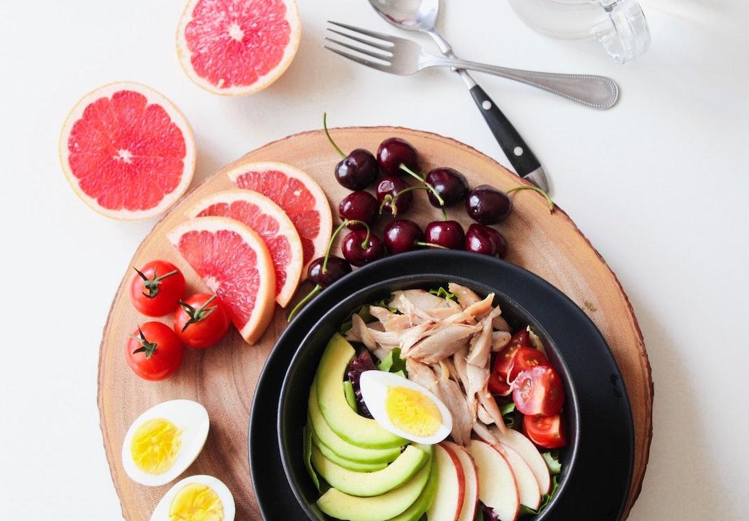 bowl-cherries-chicken-936611-1